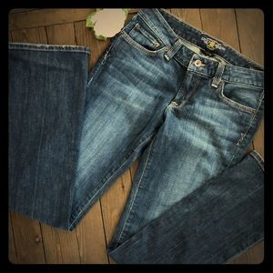 Lucky brand Lola boot cut jeans 6/28